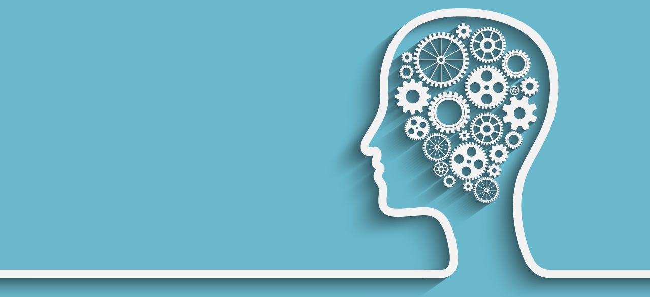 machine cogs in brain