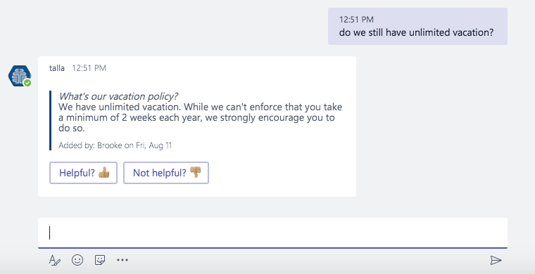 Talla-in-Microsoft-Teams-automate-FAQ-answering-HR-vacation.png